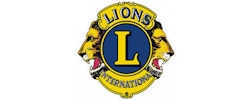 The Lions Club of New Milton Logo
